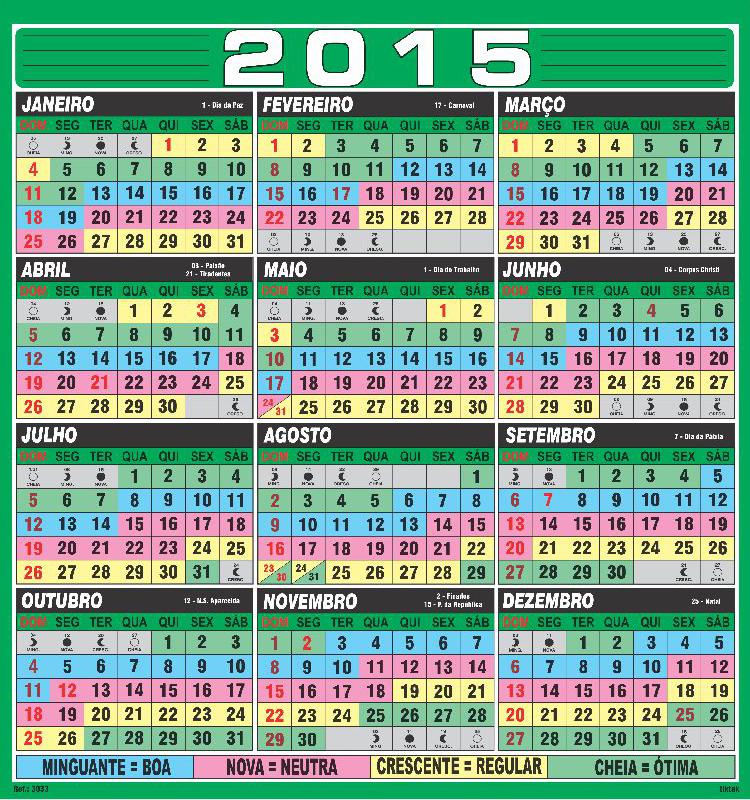 Calendario Pesca 2014 | LZK Gallery